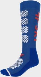 Носки 4F Sport, синий/белый
