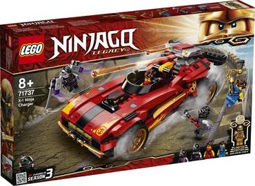 KONS LEGO NINJAGOX-1 NINJA CHARGER 71737