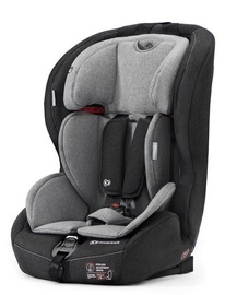 Автомобильное сиденье KinderKraft Safety-Fix Black/Grey, 9 - 36 кг