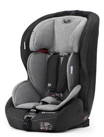Turvahäll KinderKraft Safety-Fix Black/Grey, 9 - 36 kg