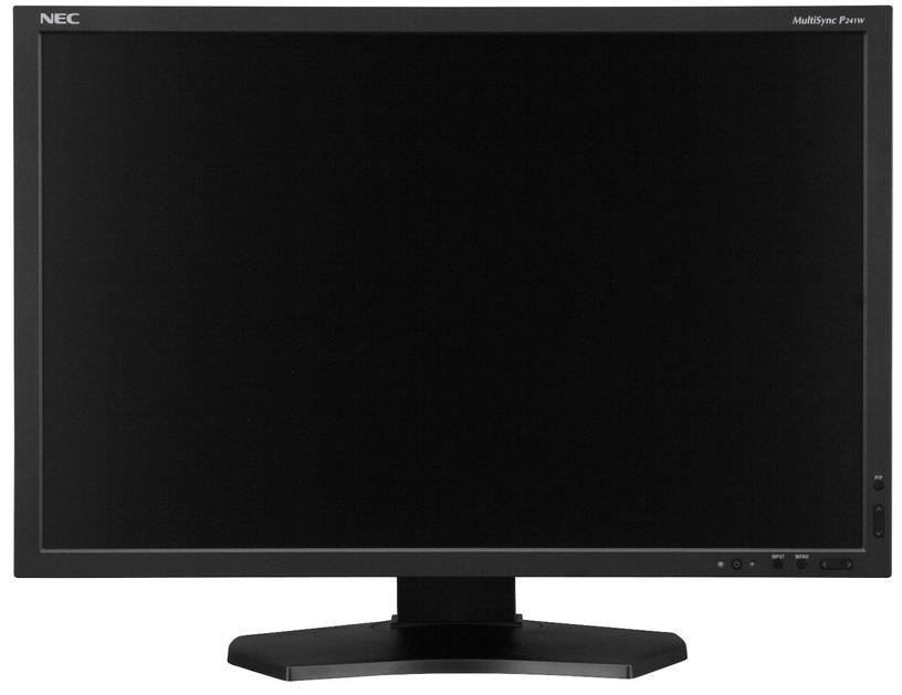 NEC P242W Black