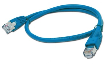 Gembird CAT e5 Patch Cable Blue 0.5m