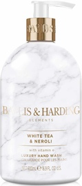 Baylis & Harding Elements Hand Wash 500ml White Tea/Neroli
