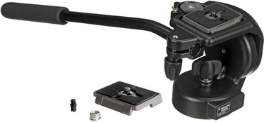 Manfrotto 128RC Micro Fluid Video Head Black