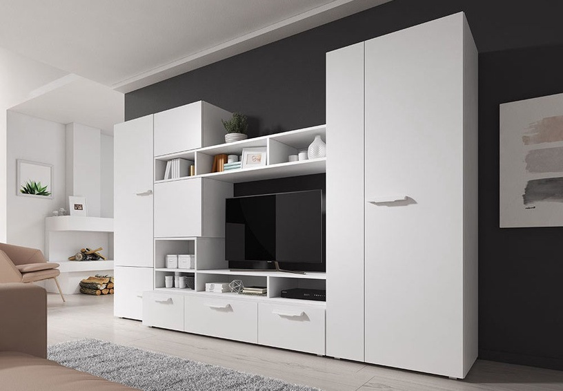 Idzczak Nova Wall Unit White