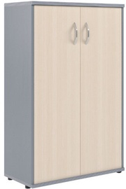 Skyland Imago Office Cabinet CT-2.3 Maple/Metallic