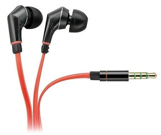 Vivanco Headset HS 200 Red