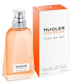 Thierry Mugler Cologne Take Me Out 100ml EDT