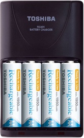 Toshiba Battery Charger AA/AAA