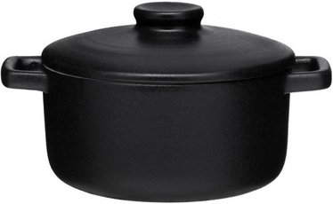 Maku Cast Iron Pot Mini D12cm