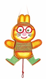 Djeco Stop Jumping Jack Toys Lulu Bunny