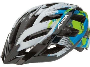 Alpina Sports Panoma White/Green 52-57