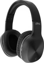 Media-Tech Indus MT3590 Over-Ear Headphones Black
