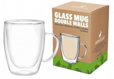 Arkolat Mug With Double Walls 40CL