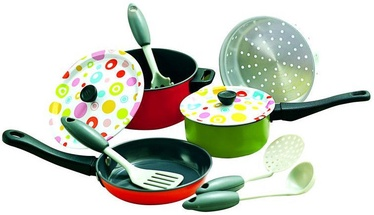 Mängukomplekt PlayGo Metal Plate Cookware Set 6955