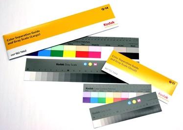 Kodak Color Chart Q14