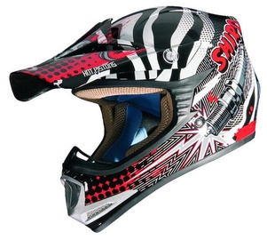 Shiro MX 306 Rockid Kid White YS