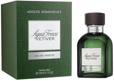 Adolfo Dominguez Agua Fresca Vetiver 120ml EDT