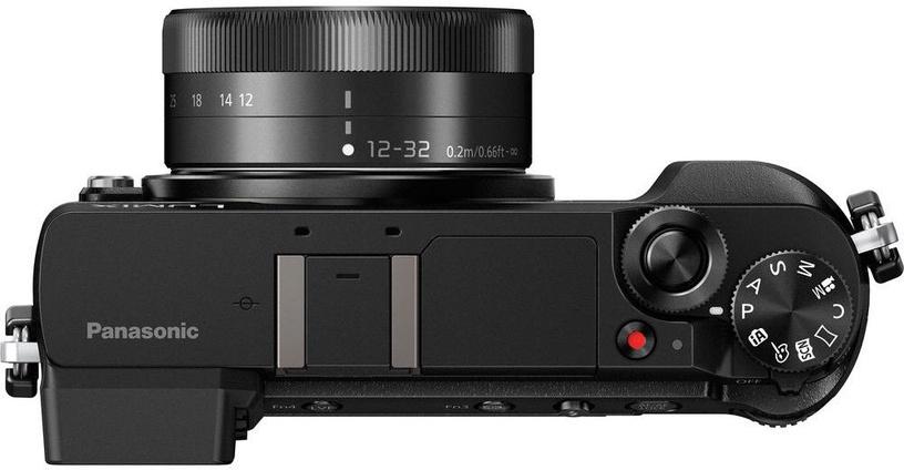 Panasonic Lumix DMC-GX80K 12-32mm Black