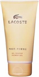 Гель для душа Lacoste Pour Femme, 150 мл