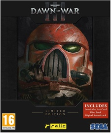 Warhammer 40,000: Dawn of War III Limited Edition PC