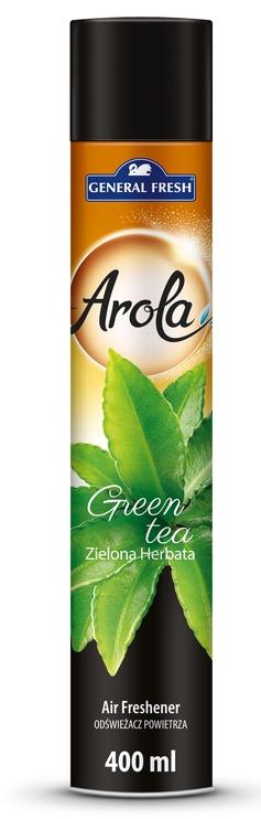 Õhuvärskendaja roheline tee 400 ml