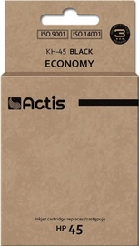 Actis Cartridge KH-45 For HP 44ml Black