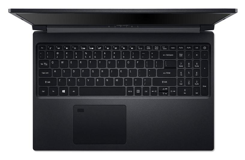 Dators Notebook Acer Aspire 7 A715-41G Charcoal Black