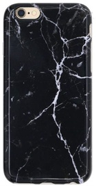 TakeMe Marble Stone Back Case For Samsung Galaxy S8 Plus Black