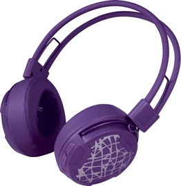 Arctic P604 Wireless Bluetooth Headphones Purple