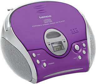 Lenco SCD-24 Purple