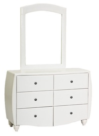 Signal Meble Potenza Dressing Table White