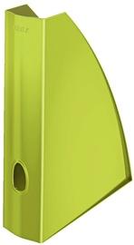 Leitz WOW Magazine File Metallic Green