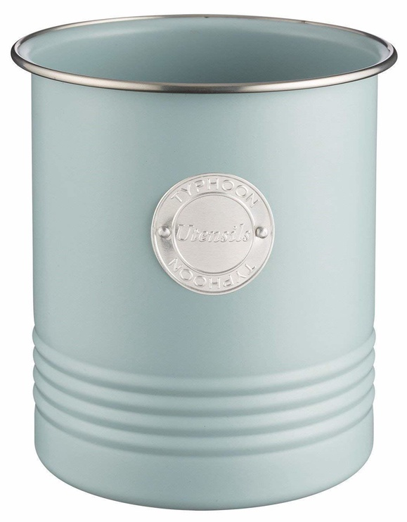 Typhoon Living Utensil Storage Pot 1L Blue