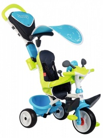 Smoby Baby Driver Comfort Tricycle Blue