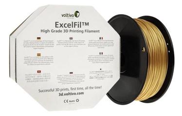 Voltivo ABS Filament Cartridge 1.75 mm Gold