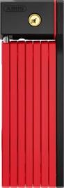 Abus uGrip Bordo 5700/100 SH Folding Lock Red