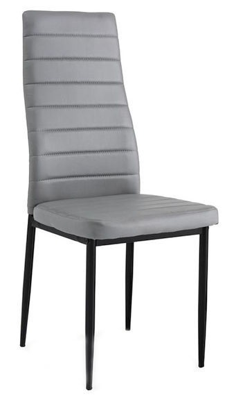 Söögitoa tool Signal Meble Bis H261 Black Grey, 1 tk
