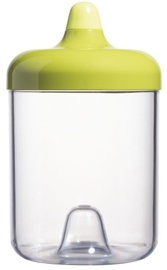 ViceVersa Round Canister 1L Green