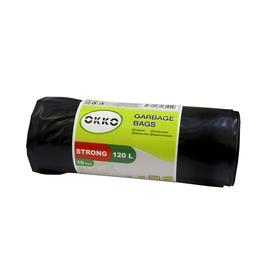 Okko Strong Garbage Bags 120l 10pcs Black