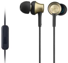 Kõrvaklapid Sony MDR-EX650AP Gold