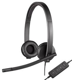 Logitech USB Stereo Headset H570e