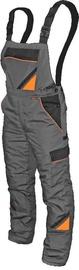 Art.Master Classic Bib Pants Grey 54
