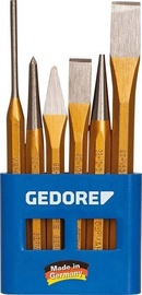Gedore Chisel And Punch Set 6pcs 8725200