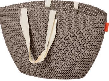 Curver Shopping Bag Knit Emily Brown