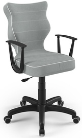 Entelo Childrens Chair Norm Size 5 JS03 Black/Grey