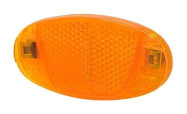 Force Spoke Reflector Orange