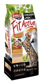 Panzi FitActive Kitten Chicken & Fish 1.5kg