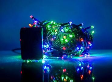 EV LED 200 Multi Color 14m