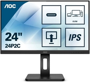 Монитор AOC 24P2C, 23.8″, 4 ms